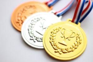 メダルイメージ