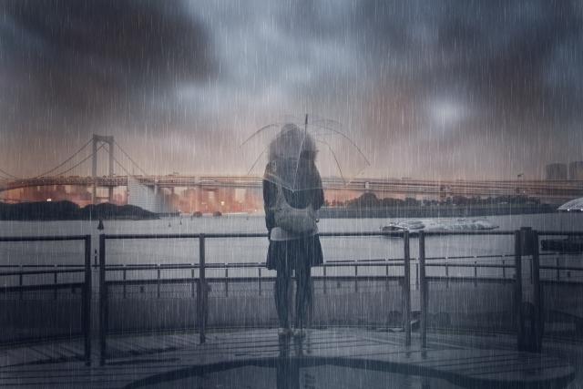 雨イメージ