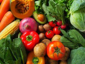 生鮮食品イメージ