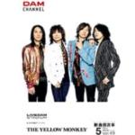今月のDAM新曲目次本表紙アーティストは「THEYELLOWMONKY」(DAM2019年5月新曲本)