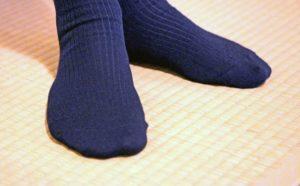 足の臭いイメージ