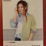 今月のDAM新曲目次本表紙アーティストは「倉木麻衣」(DAM2019年6月新曲本)
